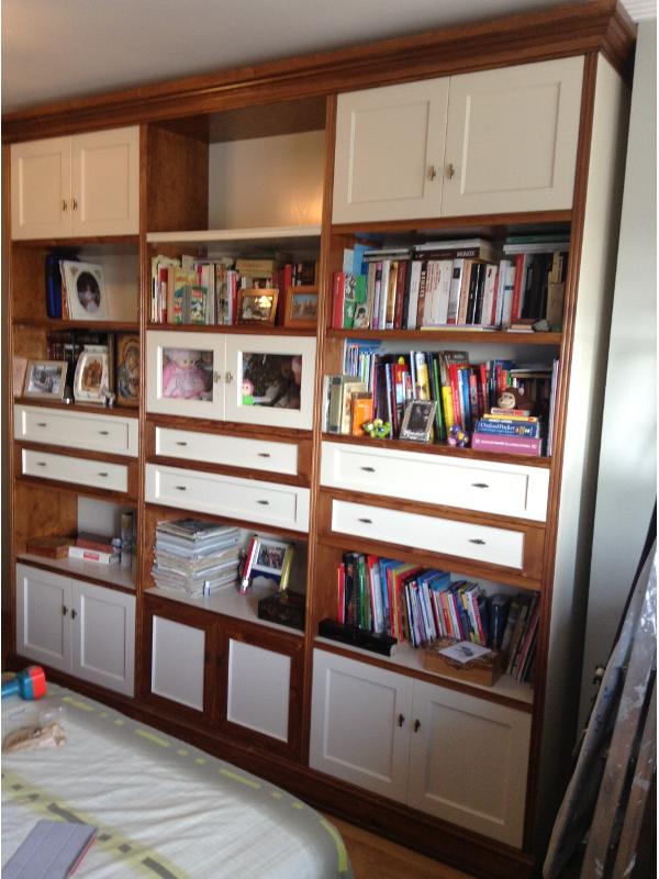 Muebles de cocina lacados en blanco ideas - Muebles lacados en blanco brillo ...